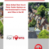 Public Opinion on the Environment in Towns and Cities